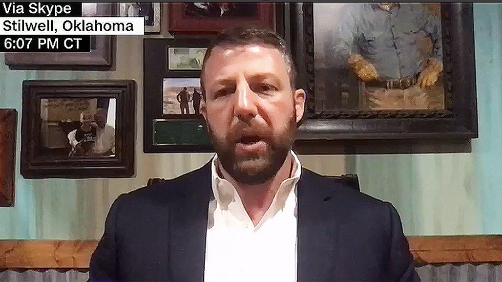 Missing Oklahoma Republican official 'safe' — after rogue trip to Afghanistan