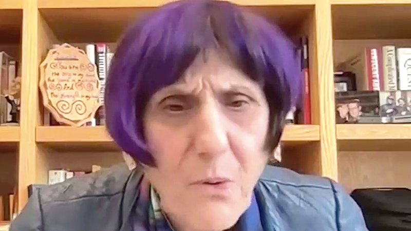 'What?' Congresswoman baffled as she learns of Capitol Police board's fumbling amid the insurrection