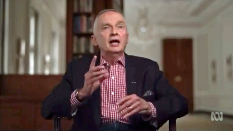 Ex-Fox analyst hilariously dishes on his old network: 'These people are freaks'