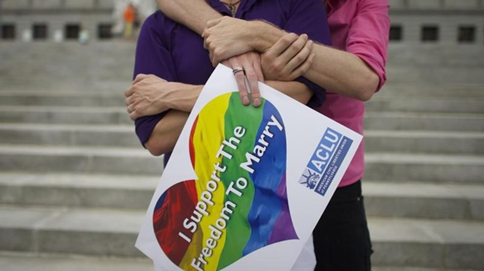 Federal appeals court to convene special hearing today on gay marriage in four states