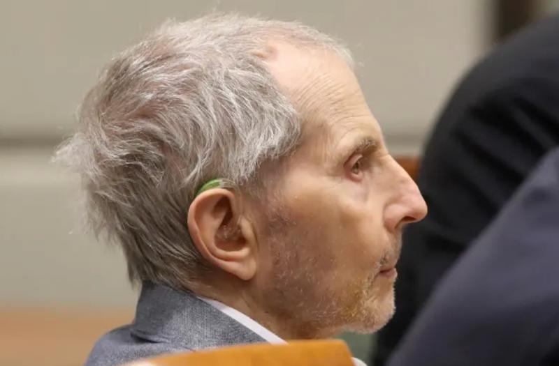 Real Estate Tycoon Robert Durst guilty of Beverly Hills murder of best friend