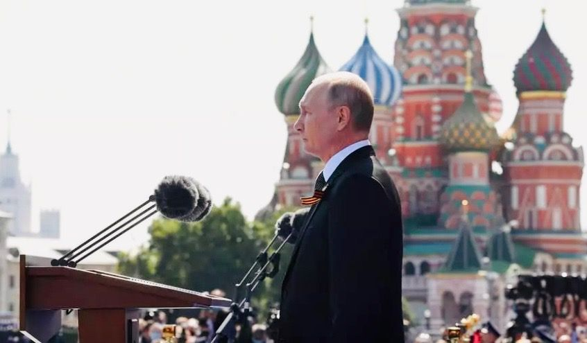 Putin's troop build-up along Ukraine border is bigger than when he invaded Crimea: Pentagon