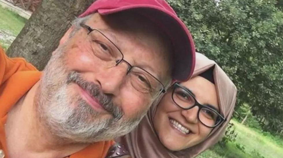 Khashoggi widow urges US to hold Saudis accountable 3 years later