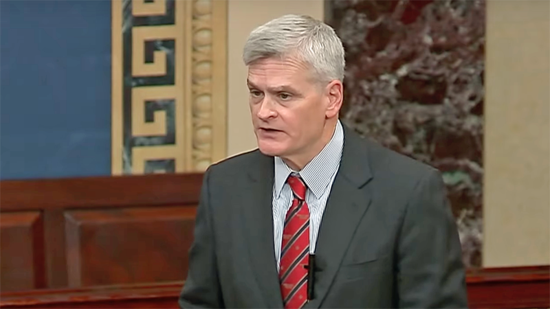 GOP senator debunks infrastructure misinformation: 'Critical Race Theory is not in this bill'