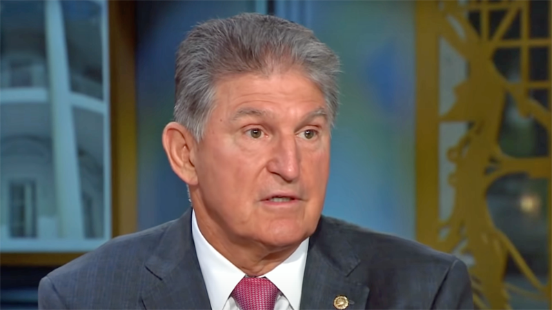 NYT calls on Biden to pressure Joe Manchin on voting rights: 'Bring all the powers of persuasion'