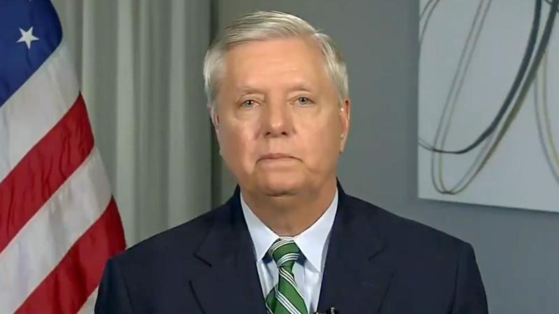 Lindsey Graham is 'heartbroken' Biden ended 20-year Afghanistan war: 'The Taliban have won the Super Bowl'