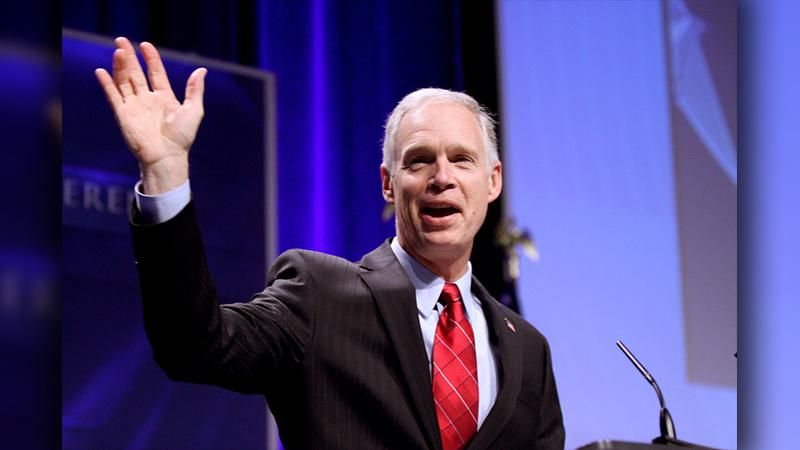 'I'm target number one: Republican Ron Johnson whines that he's the real victim in Washington attack
