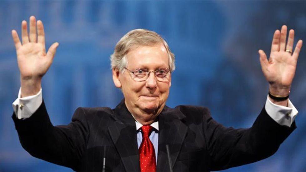 Senate Republicans are setting a trap to kill Biden's agenda: report