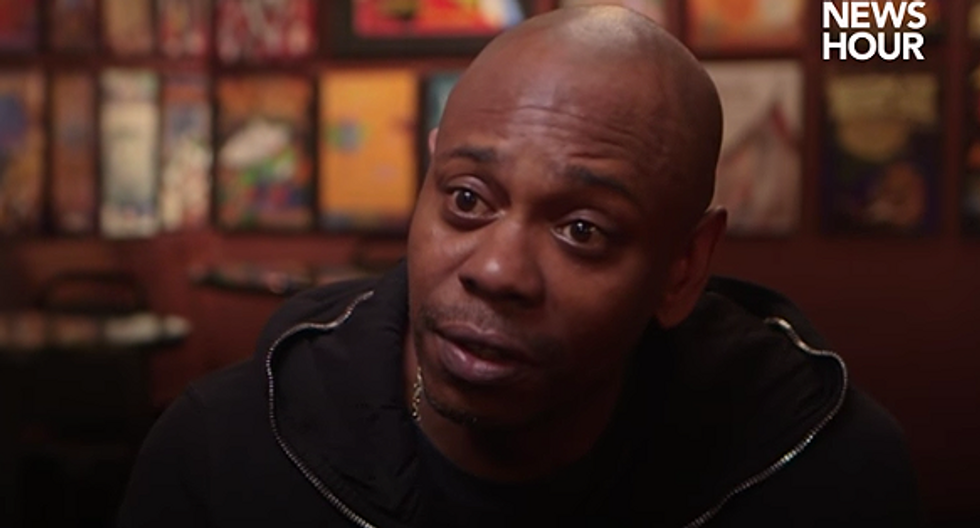Dave Chappelle and the warped self-victimhood of transphobes