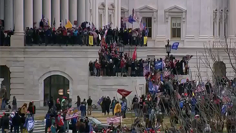 'We could have stopped them': Capitol Police officer reportedly says he and others were sent home early