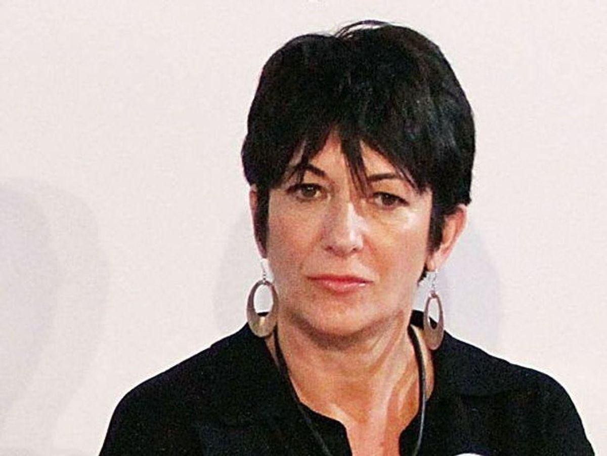 Ghislaine Maxwell's latest argument to be released on bail? Being held in jail is sexist
