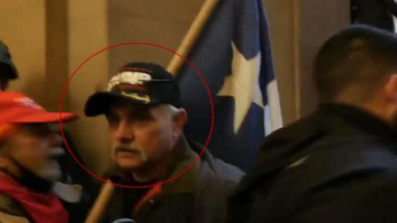 Trump supporter arrested in Texas after boasting he felt 'invincible' while storming the Capitol