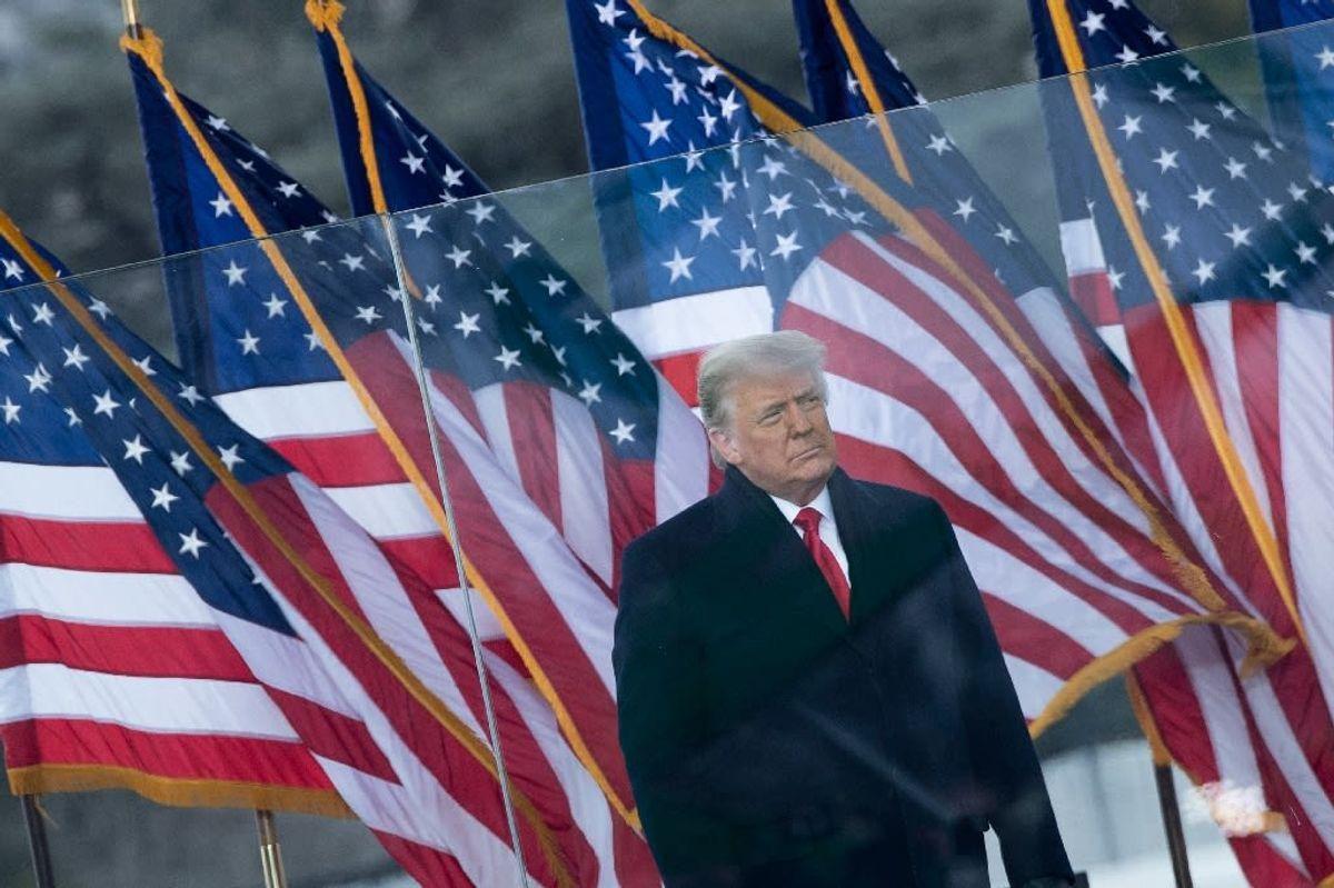 Trump under investigation for sedition in Jan. 6 riot: Ex-US Attorney