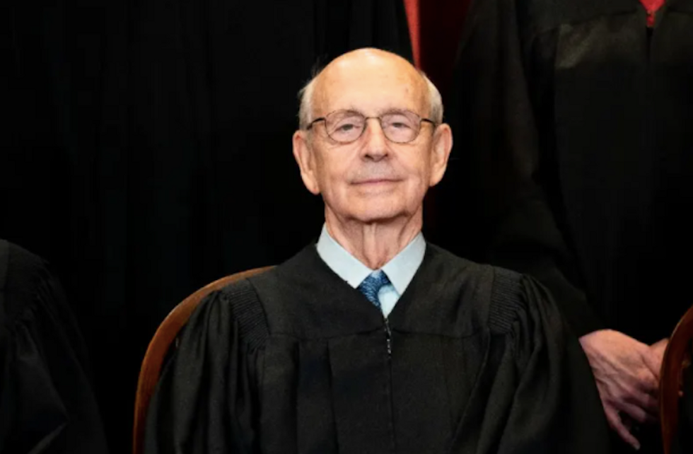 Defiant Stephen Breyer says he'll only retire when he's ready -- and he has no timetable