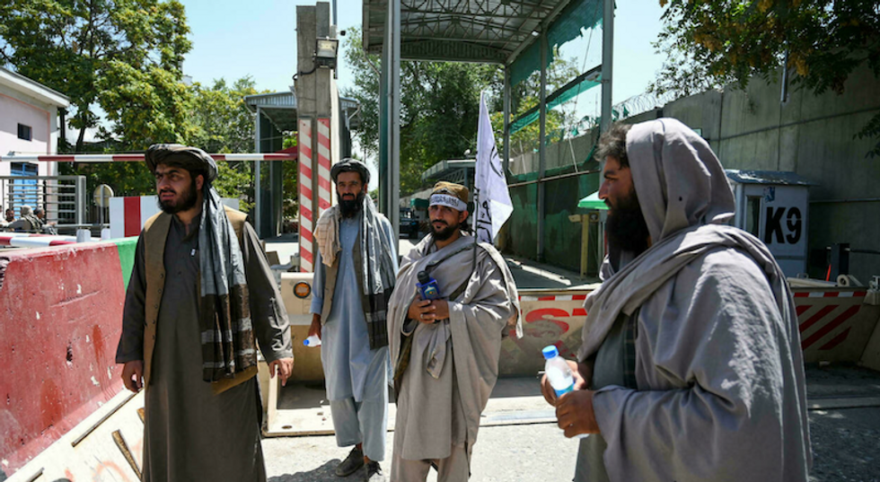 The Taliban are megarich – here's where they get the money they use to wage war in Afghanistan