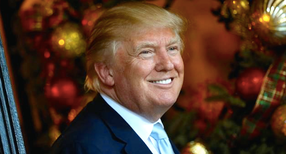 Self-proclaimed billionaire Trump taking tens of thousands in pension payments since leaving office