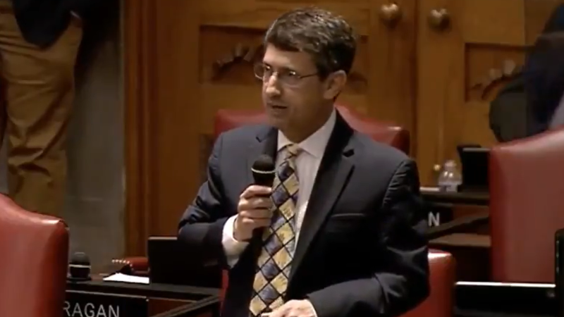 Tennessee Republican defends counting slaves as 3/5ths of a person in floor speech