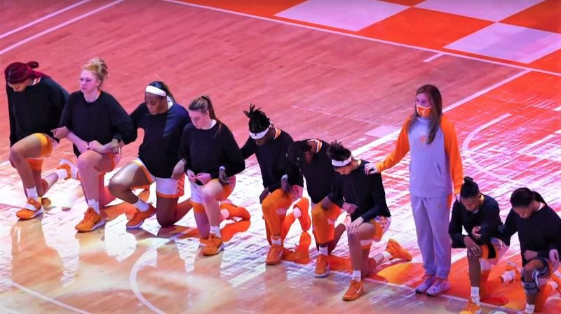 Tennessee Republicans push universities to punish student athletes who take a knee during national anthem