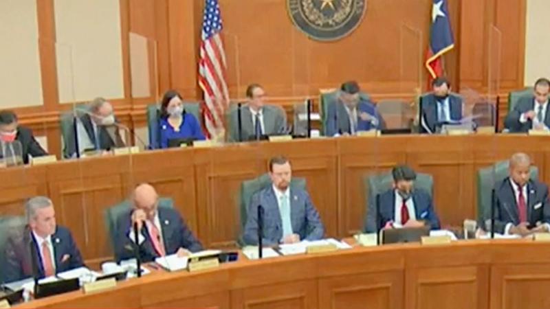 WATCH: Legislator chokes up describing freezing death of 11-year-old boy during Texas power outage