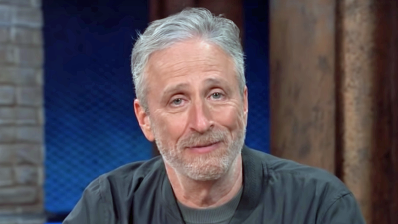 The problem with Jon Stewart's new show