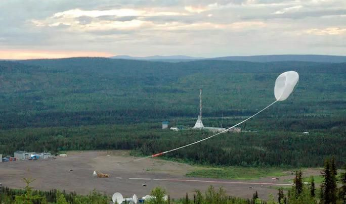 Controversial test flight aimed at cooling the planet cancelled