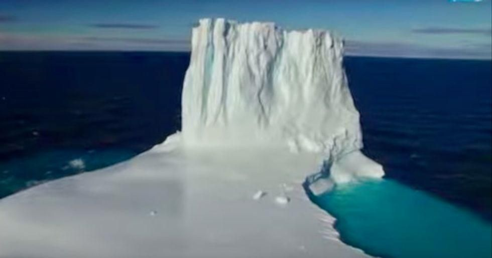 'A real hotspot': Study shows Arctic warming 3 times faster than rest of earth