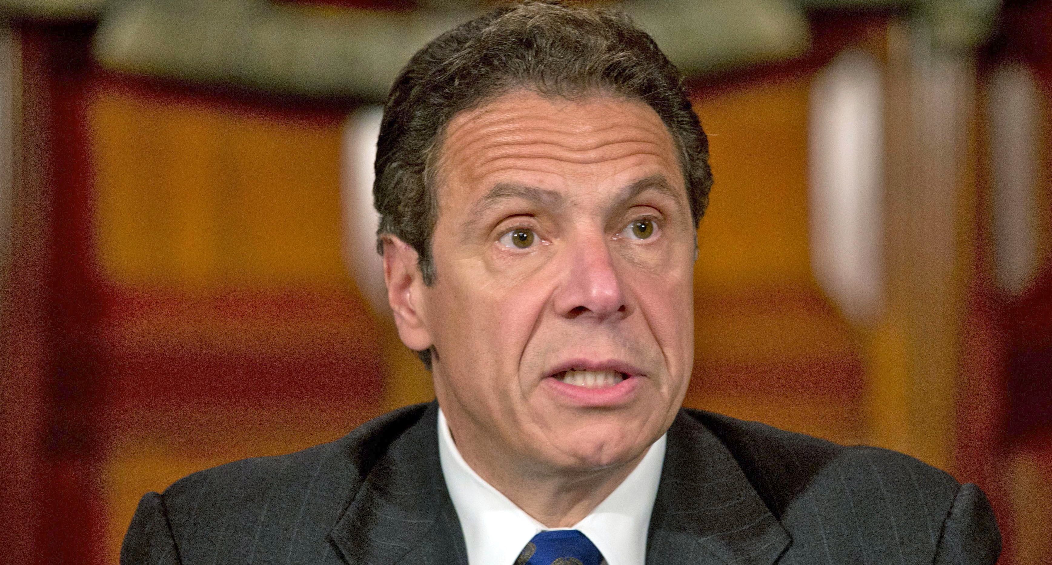 Dem congresswoman says Cuomo 'must resign' after third #MeToo allegation includes shocking photo