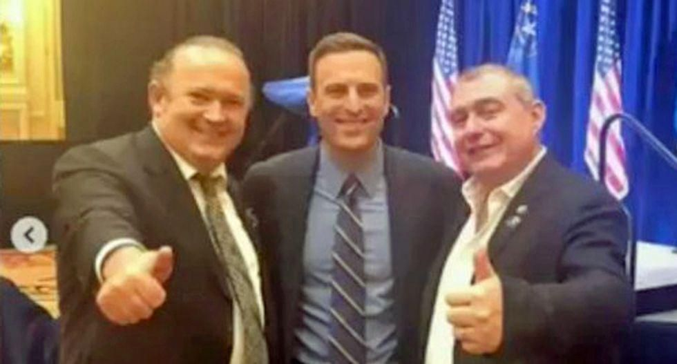 Candidate linked to Giuliani henchmen Lev Parnas and Igor Fruman recruited to run for Senate: report