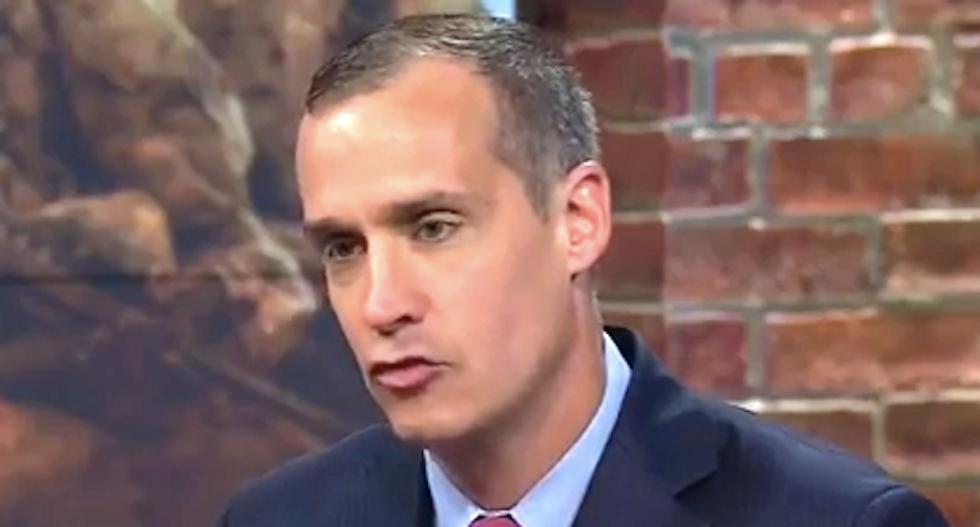 Trump super PAC fires Corey Lewandowski over new sexual misconduct allegations