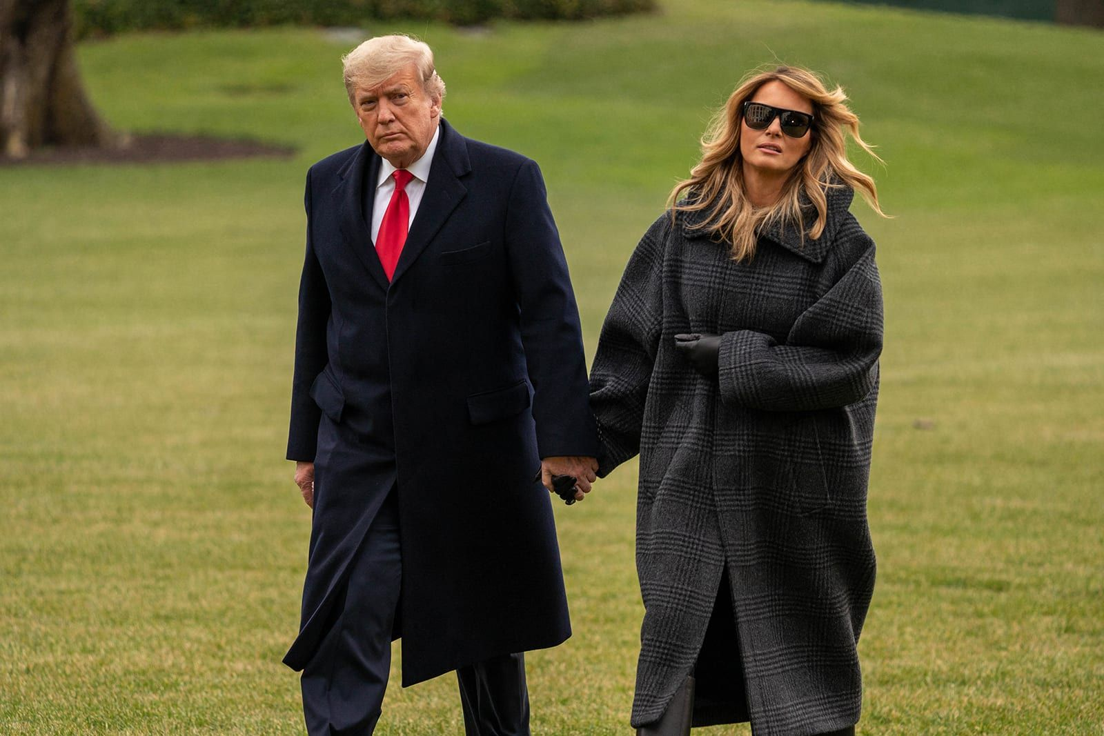 White House staff thrilled by departure of Trump family: 'The residence has life again'