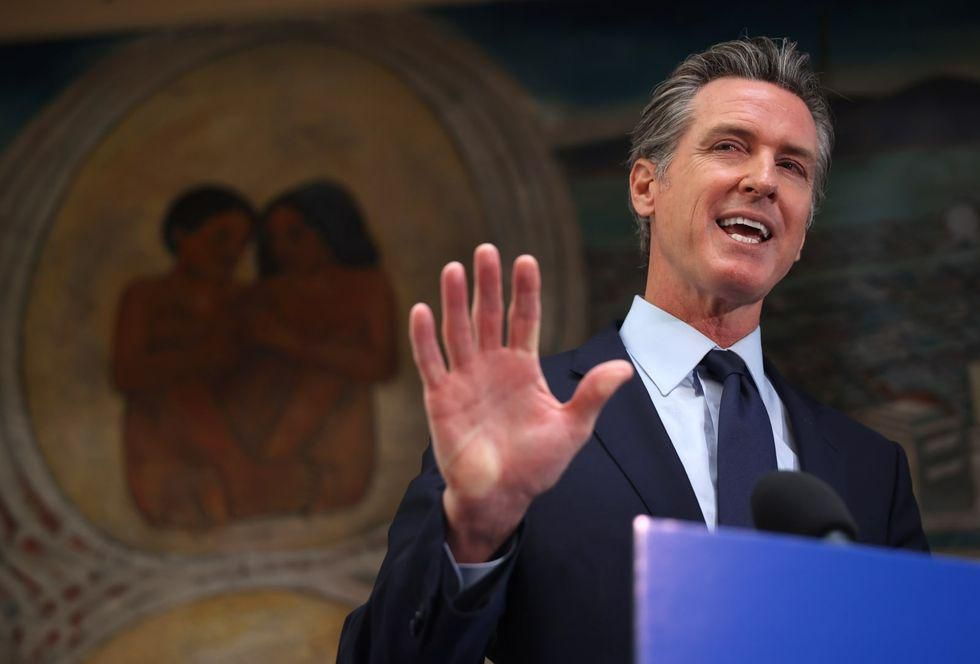 Newsom humiliated Republicans in California -- and provided a blueprint for Democrats