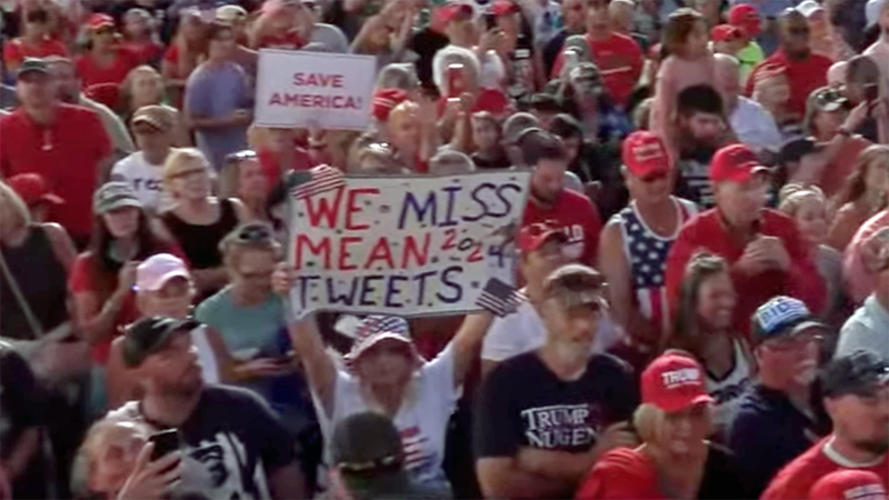 Georgia Republicans outraged Trump trashed Brian Kemp at rally: 'I am just so mad — beyond words'