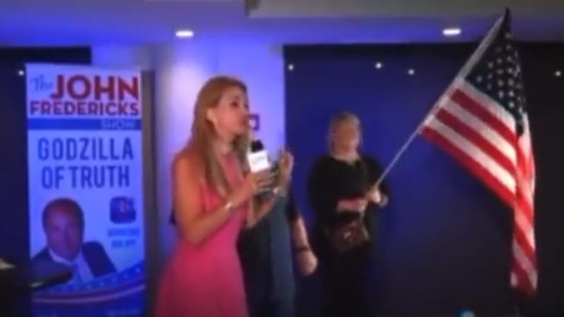 Religion scholar slams Virginia Trump fans for transforming Jan. 6 flag into a 'partisan tribal totem'