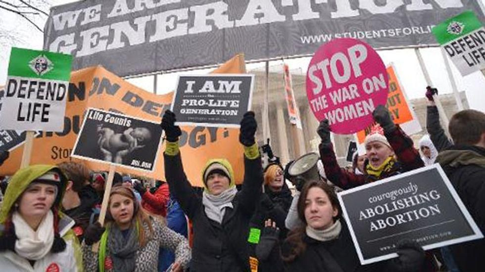 'Not what it was intended for!' Anti-abortion activists cry foul after law they created sparks chaotic lawsuit frenzy