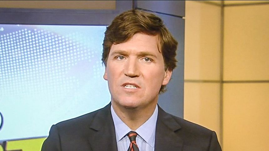 'They knew it was coming!' Tucker Carlson again pushes conspiracy theory that MAGA riot was FBI setup