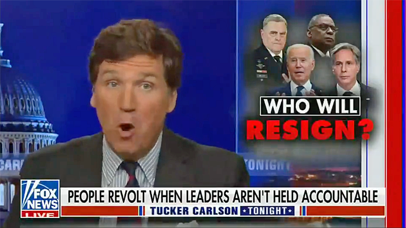 Media watchdog issues dire warning: 'Fox News, not Facebook, will be driver of next insurrection'