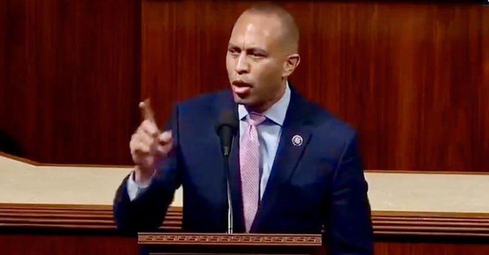 Top House Democrat blasts 'yahoos in Texas' and 'negligent' Supreme Court over vigilante abortion ban