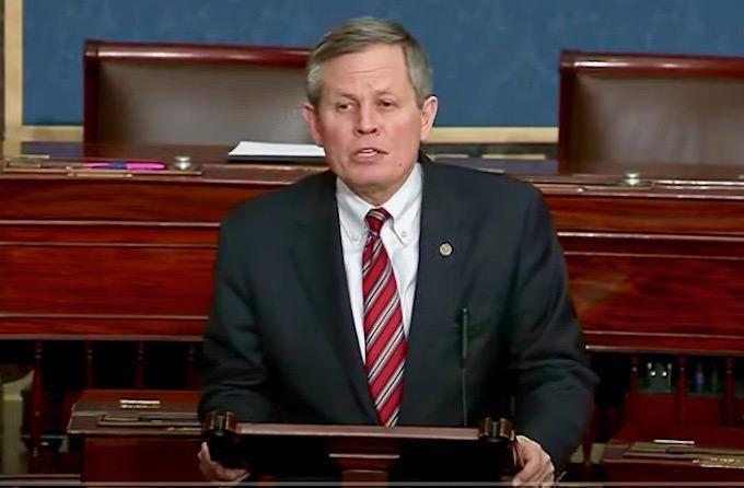 WATCH: Anti-science GOP senator urges Interior nominee to delete tweet saying 'Republicans don't believe in science'