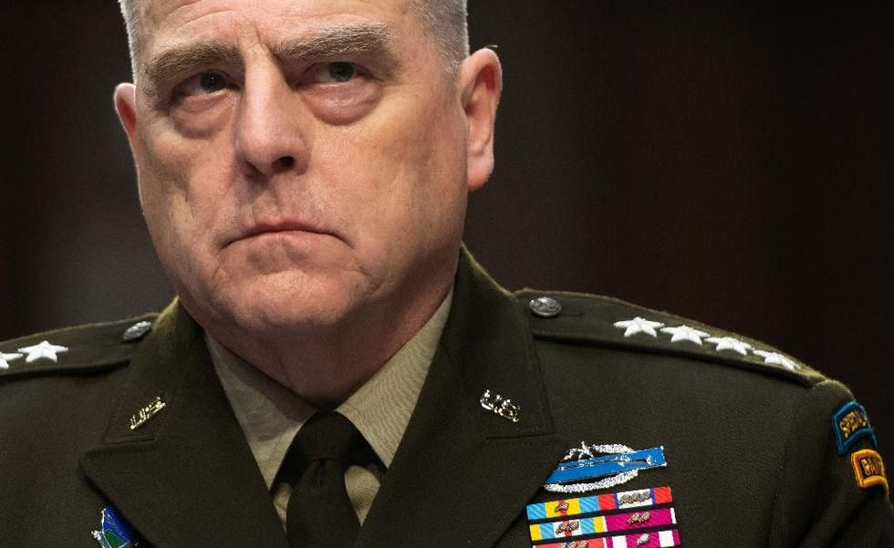 MSNBC's Morning Joe believes he knows the real reason GOP 'idiots' are calling Gen. Mark Milley a traitor