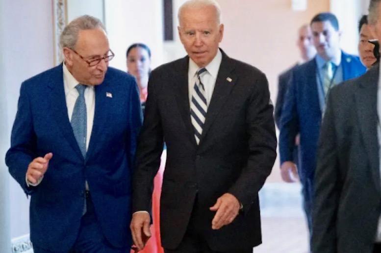 Infrastructure deal on brink as US Senate vote looms