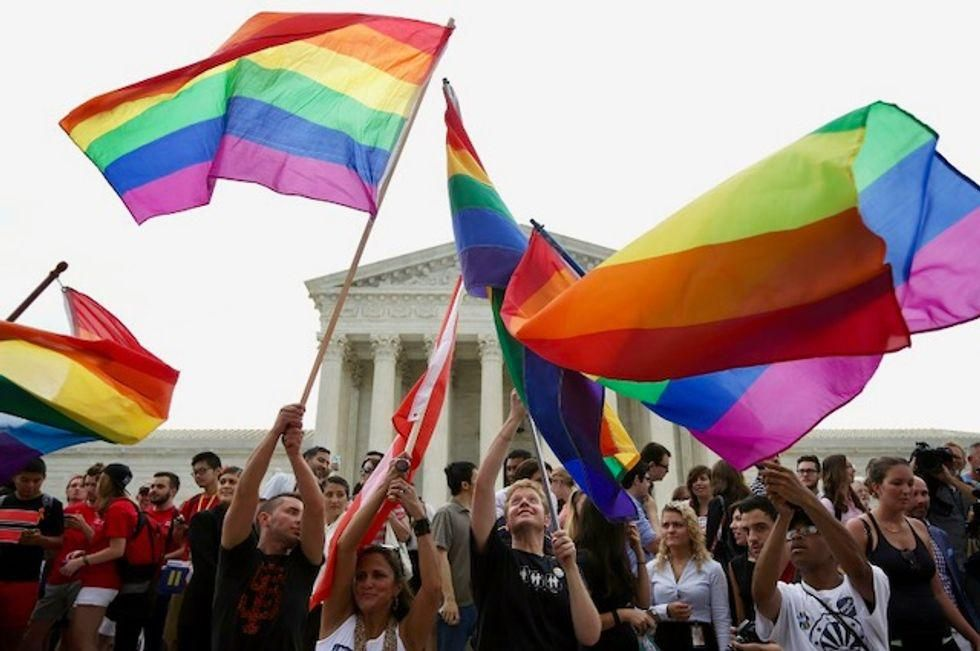 US State Dept. ends anti-LGBTQ discriminatory Trump-era policy targeting same-sex families