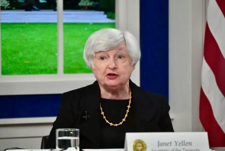 Yellen says 'confident' US will implement global minimum tax