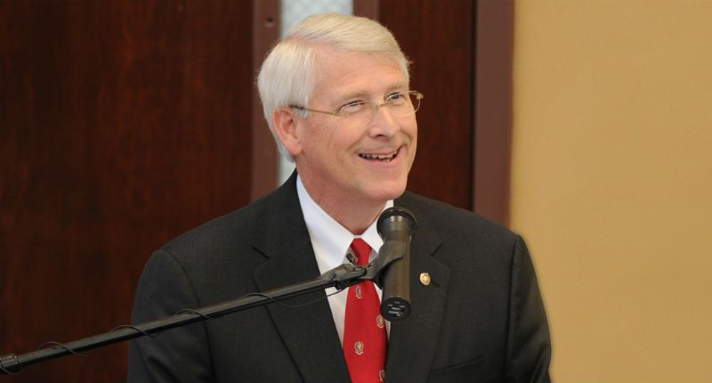 Republican Senator Roger Wicker touts support for COVID stimulus package he trashed and voted against
