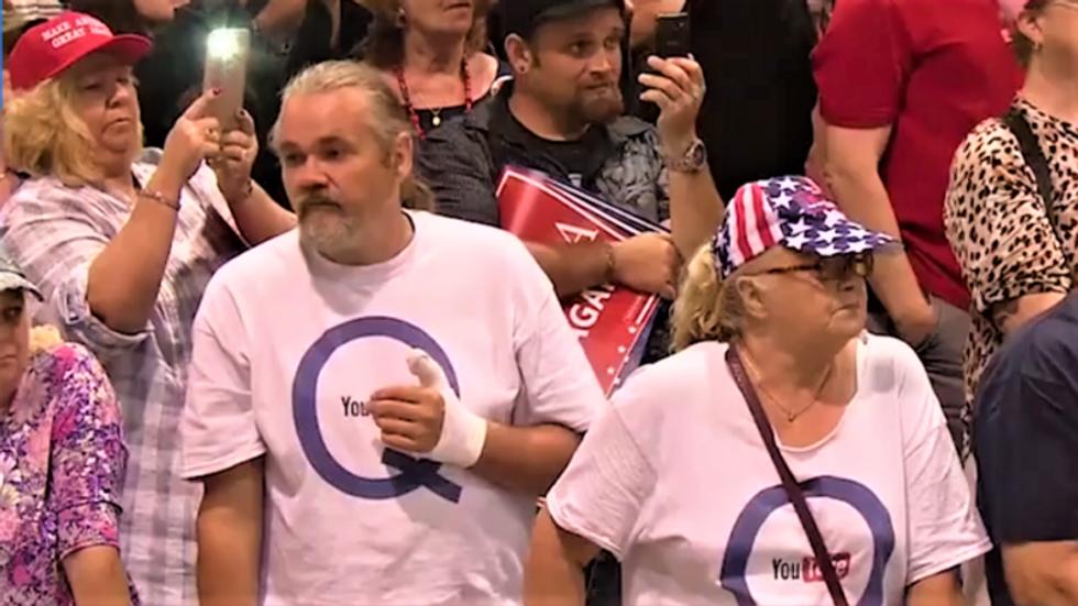 America's 'Satanic Panic' is back — thanks to QAnon