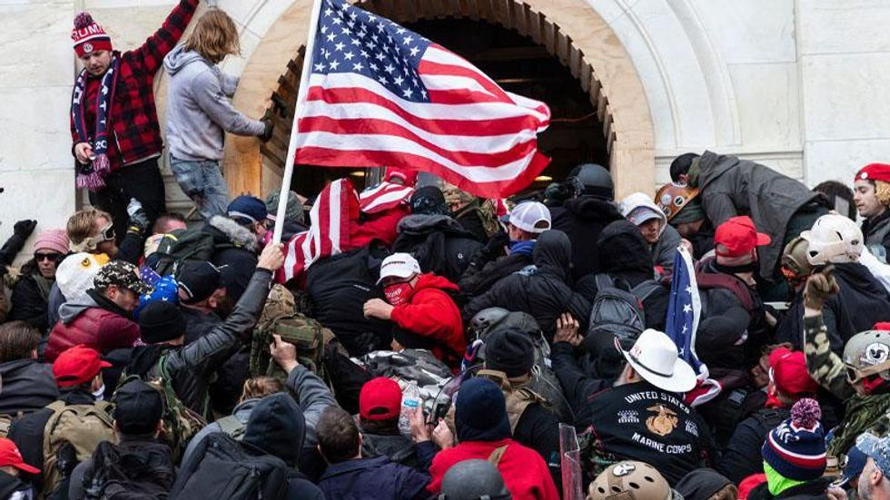 Secret Service reveals over 12,000 protesters went to Capitol after Trump's Jan. 6 speech
