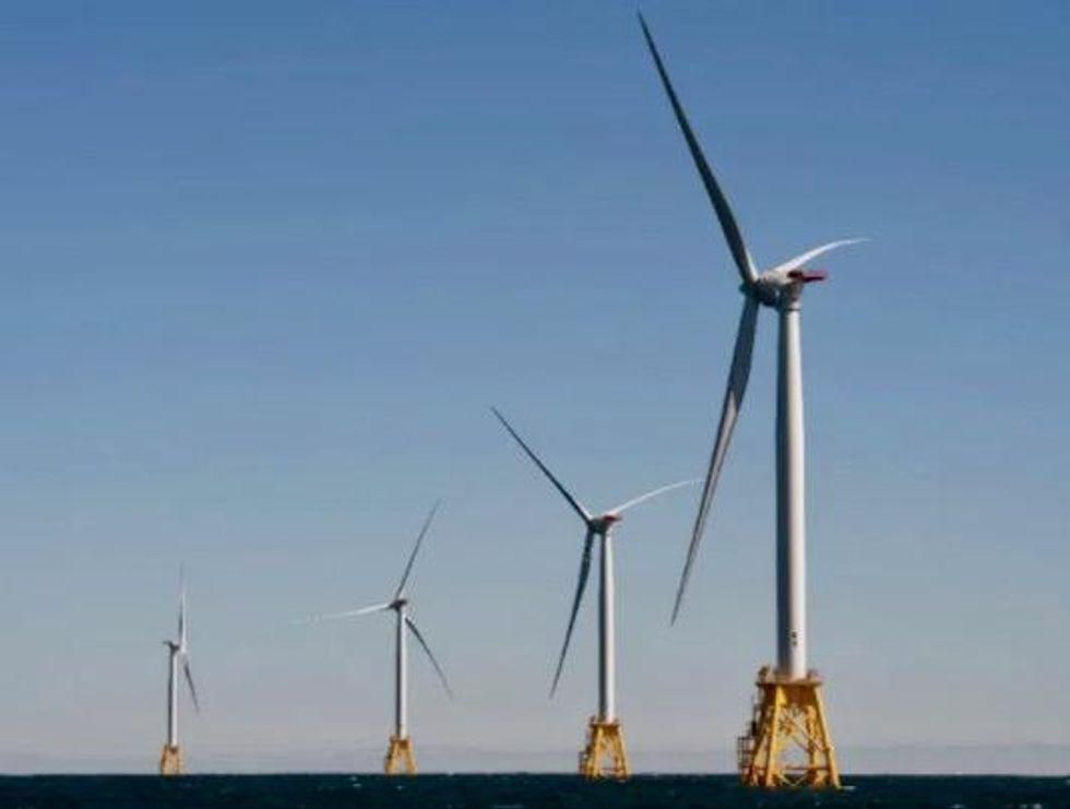 US to open California coast to wind power