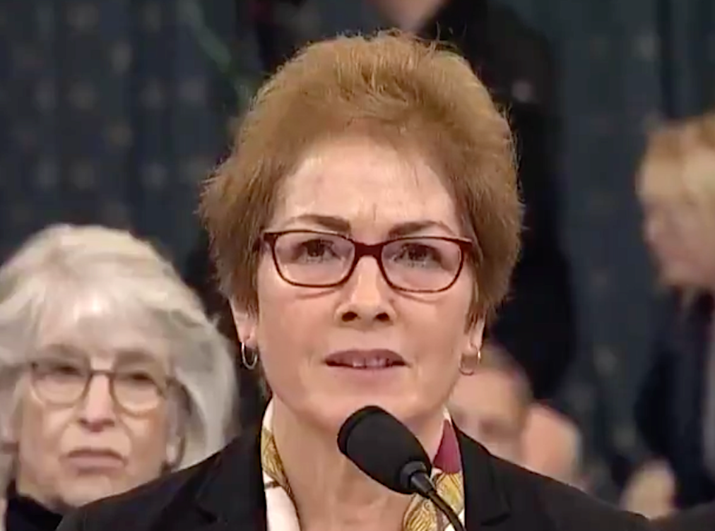 Impeachment witness: Trump showed how easy it was for Americans to lose their freedom